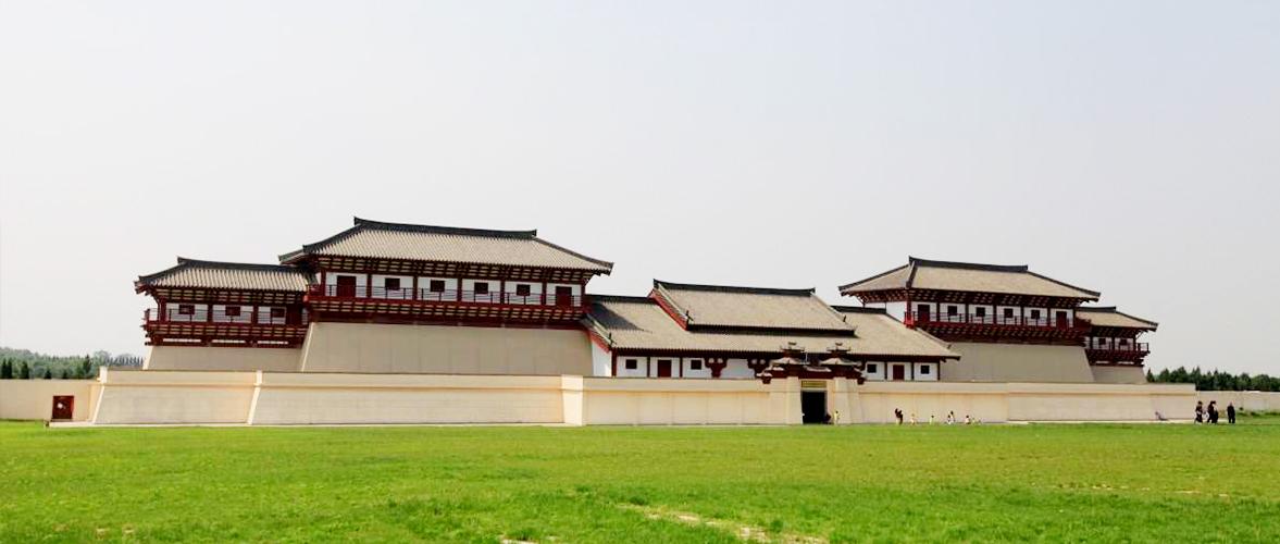汉阳陵博物院监控系统